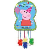 Piñata silueta Peppa Pig