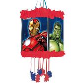 Piñata viñeta Los Vengadores