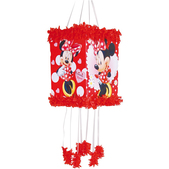 Piñata viñeta Minnie Mouse