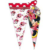 Set de bolsas de cono Minnie Mouse