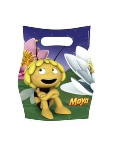 Set de bolsas para chuches o juguetes La Abeja Maya