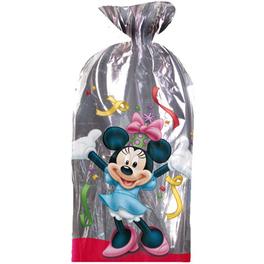 Set de bolsas rectangulares Mickey-Minnie Mouse