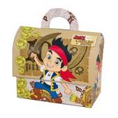 Set de cajas Jake y los piratas de Nunca Jamás