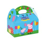 Set de cajas Peppa Pig