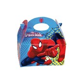 Set de cajas Ultimate Spiderman