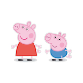 Set de mini figuras Peppa Pig