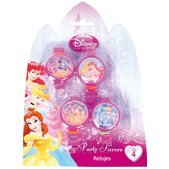 Set de relojes Disney Princesas