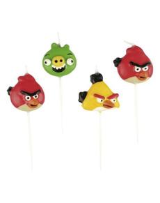 Set de velas Angry Birds