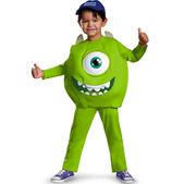 Disfraz de Mike Wazowski Deluxe para niño
