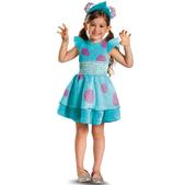 Disfraz de Sulley para niña