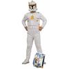Disfraz de Comandante Cody Clone Trooper Action Suit para niño