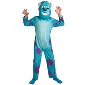 Disfraz de Sulley máscara para niño