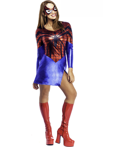 Disfraz de SpiderGirl classic