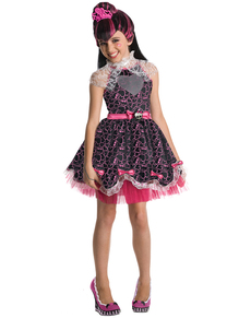 Disfraz de Draculaura Sweet 1600 Monster High