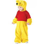 Disfraz de Winnie the Pooh para niño