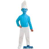 Disfraz de Pitufo Deluxe para niño