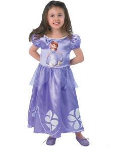 Disfraz de la Princesa Sofía para niña
