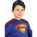 Peluca Superman Vinilo Infantil