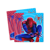 Set de servilletas Spiderman