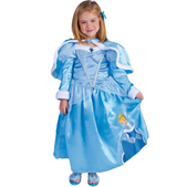 Cinderella Winter Child Costume