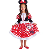 Disfraz de Minnie Mouse Roja Winter