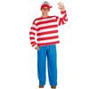 Disfraz de Wally Dónde está Wally