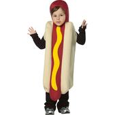 Disfraz de hot dog infantil