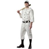 Disfraz de jugador de béisbol
