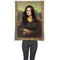 Disfraz de Mona Lisa