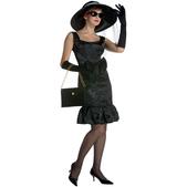 Disfraz de mujer neoyorquina