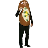 Disfraz de patata fumona