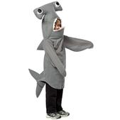 Disfraz de tiburón martillo infantil