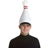 chapeau tête quille