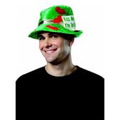chapeau irish fedora