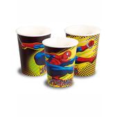 Set de vasos El Increíble Spiderman