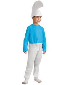 Disfraz de Pitufo The Movie para niño