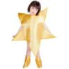 Disfraz de estrella para niña