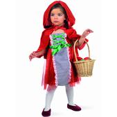 Disfraz de caperucita cuentos para niña