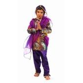 Disfraz de niña hindú Ria
