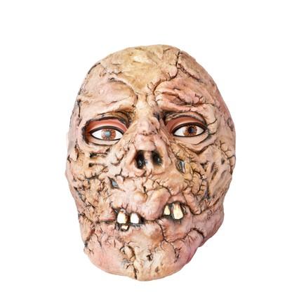 Masque de zombie putréfié