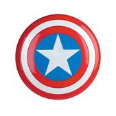 Bouclier brillant Capitaine America pour enfant