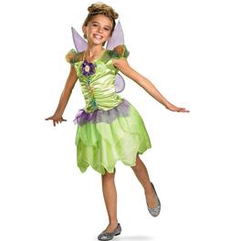 Disfraz de Campanilla arco iris para niña