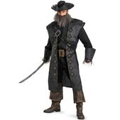 Disfraz de Pirata Barba Negra