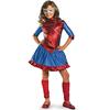 Disfraz de Spidergirl deluxe para niña