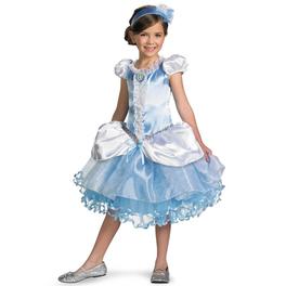 Disfraz de Cenicienta tutú Prestige para niña