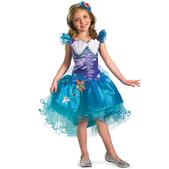 Disfraz de La Sirenita Ariel tutú Prestige para niña