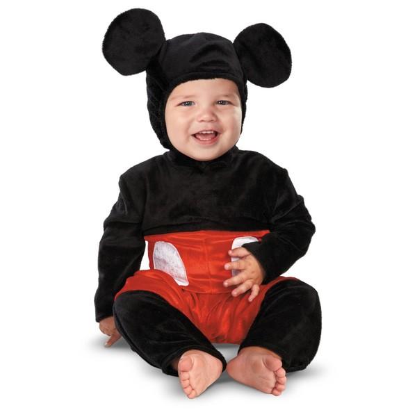 Disfraz de Mickey Mouse Prestige para bebé: comprar online en ...