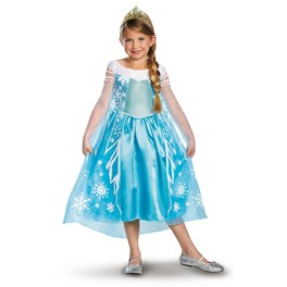 Elsa: Frozen Prestige Child Costume