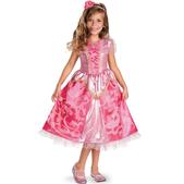Disfraz de Aurora destello para niña