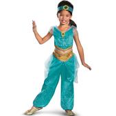 Disfraz de Jasmine destello para niña